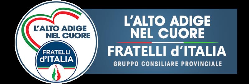 L'Alto Adige nel Cuore – Fratelli d'Italia logo